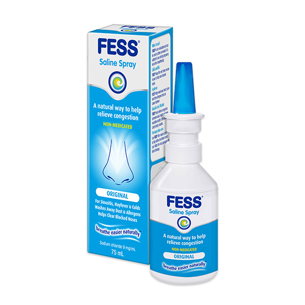 Fess Saline Nasal Spray 30ml