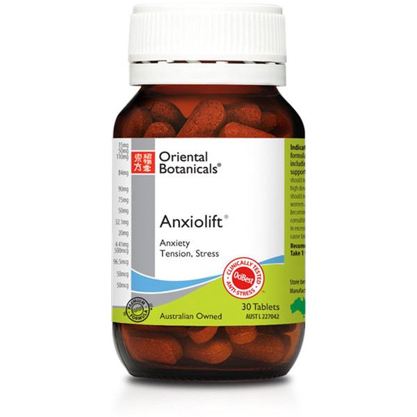 Oriental Botanical Anxiolift 500mg 60t
